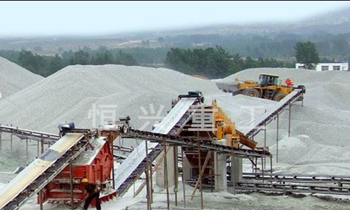 尾矿制砂生产线