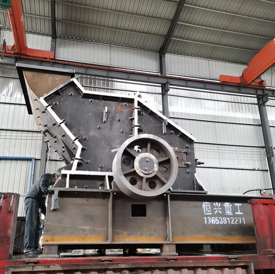 这是一款专打鹅卵石河卵石的机器,厂家直接供货没有中间商赚差价
