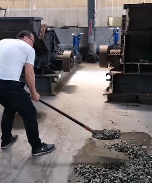 青石制沙视频