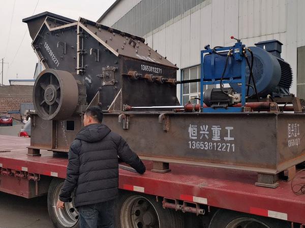 daxing液压开箱制砂机生产厂家